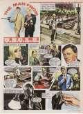 Ron Embleton 'The Man from U.N.C.L.E.' Lady Penelope 22 Oct 1966 [i]