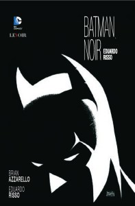 Batman Noir Capa
