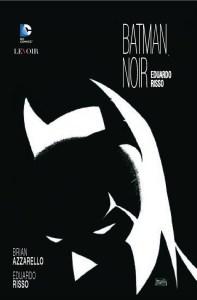 Batman Noir Capa