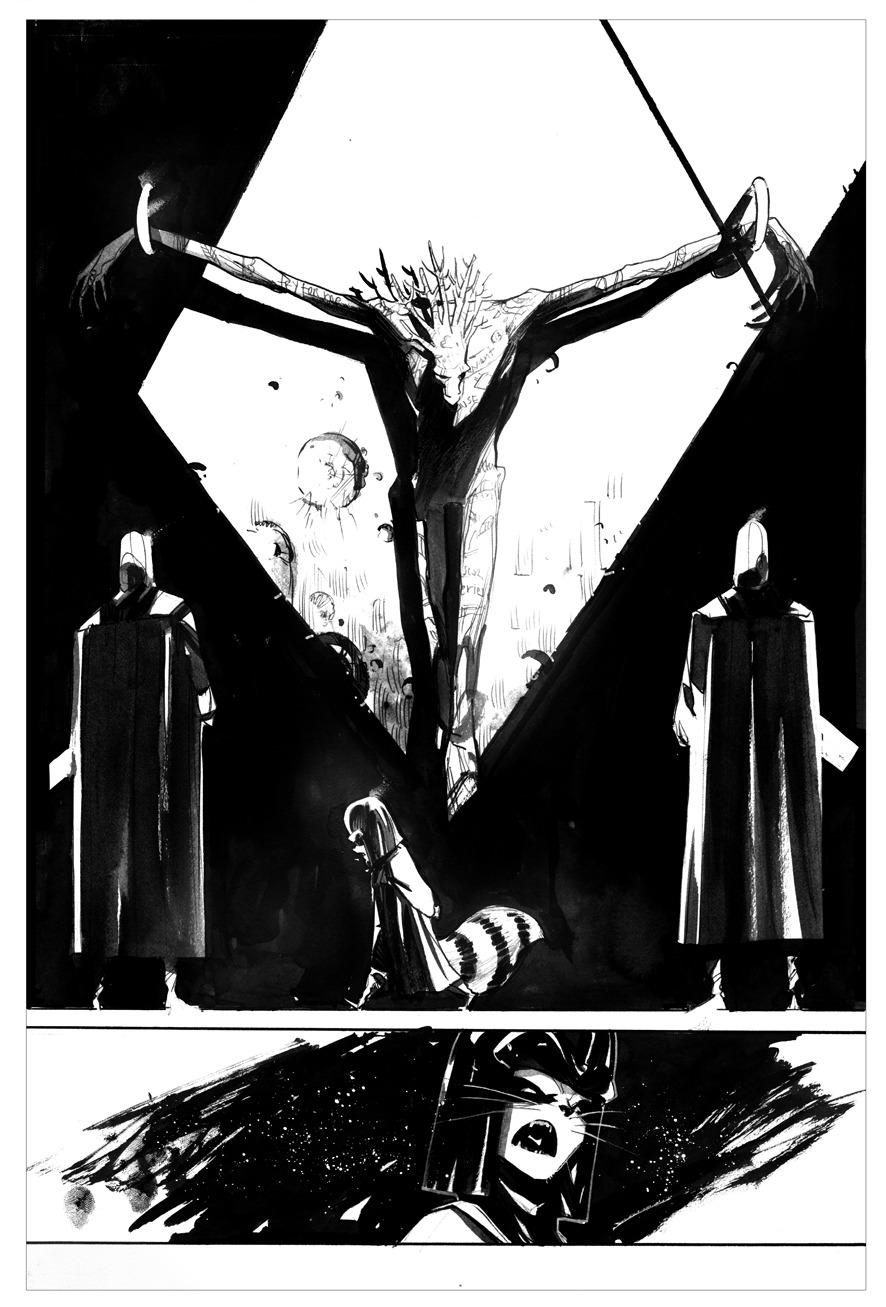 Rocket&Groot#2_ink_page 2
