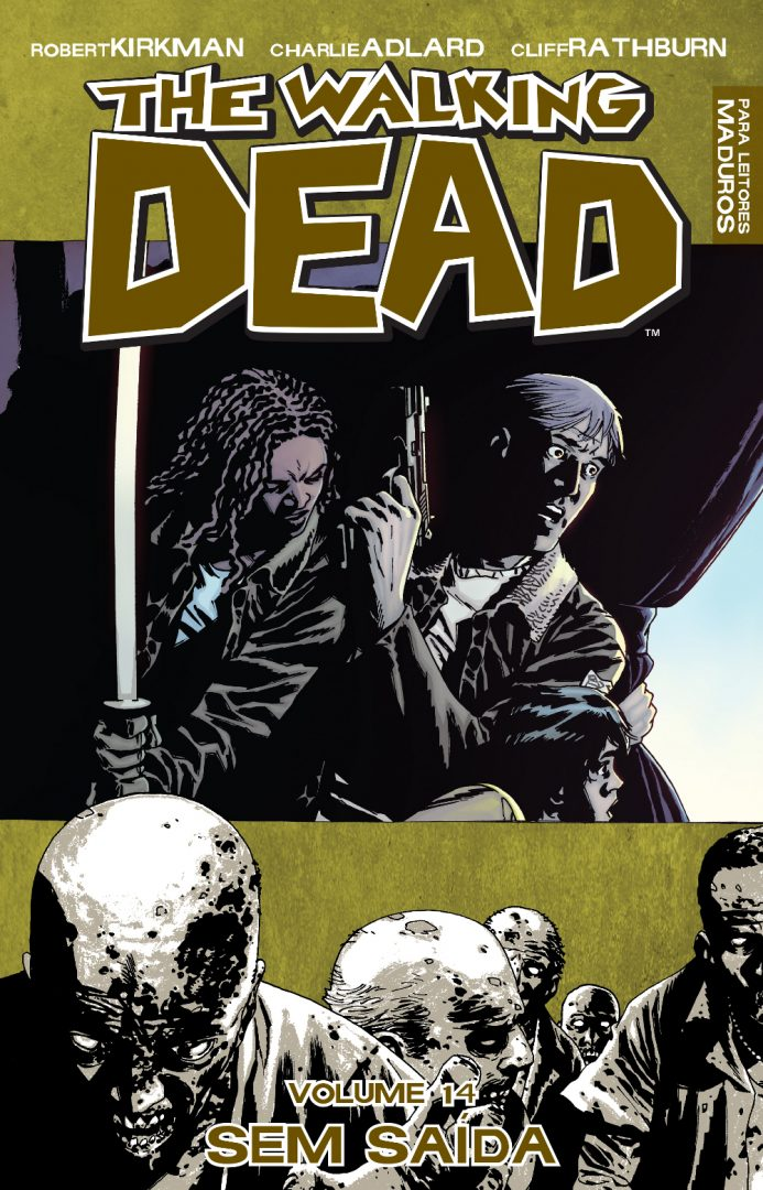 a76f91b1844 The Walking Dead volume 14 - Bandas Desenhadas
