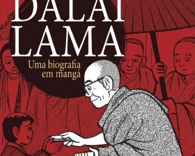 O 14.º Dalai Lama, de Tetsu Saiwai