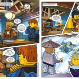 Preview comic Ninjago5 PT