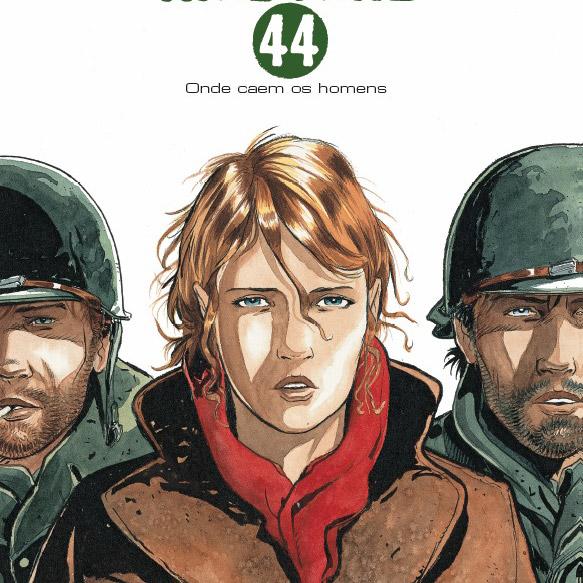 Airborne 44 - T1: Onde caem os homens
