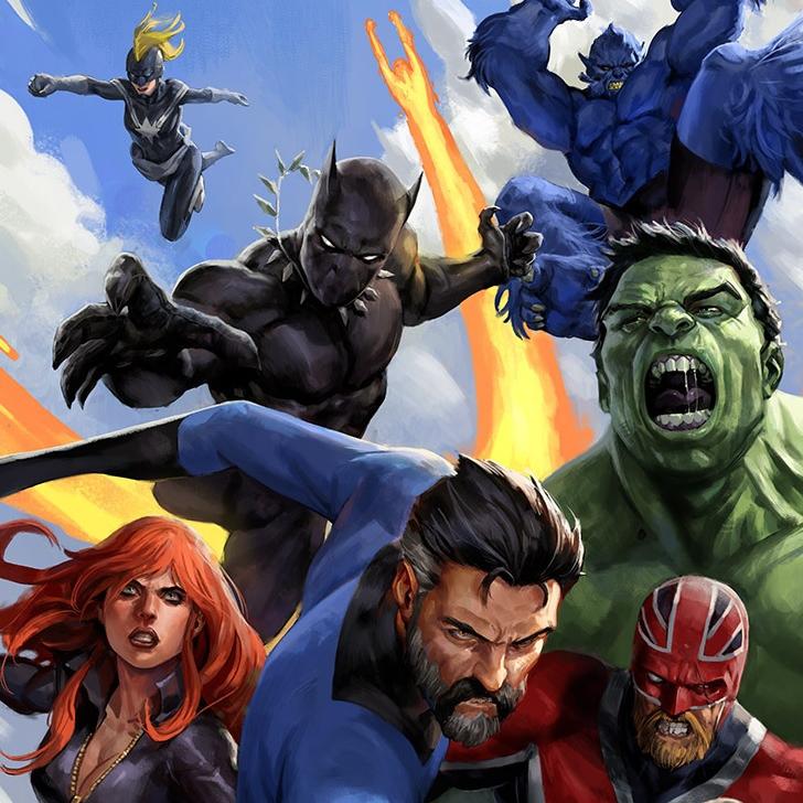 Marvel (Panini) em abril, com más notícias