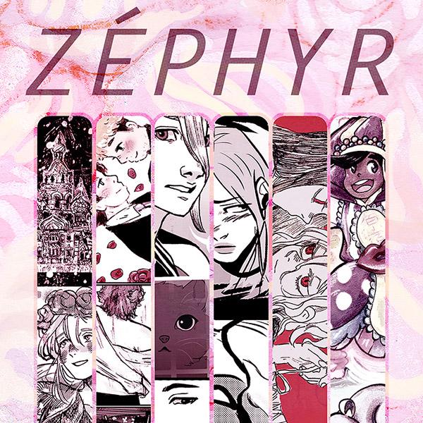 Zéphyr - Uma antologia de YOI