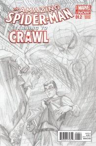 Amazing_Spider-Man_Vol_3_1.2_Ross_Sketch_Variant