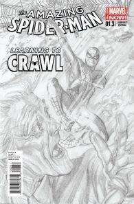 Amazing_Spider-Man_Vol_3_1.3_Sketch_Variant