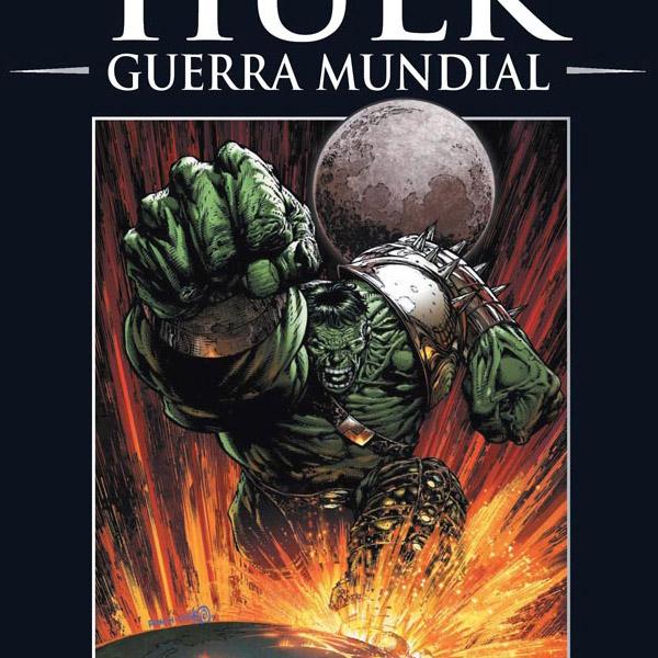 O 47.º da coleção Graphic Novels Marvel