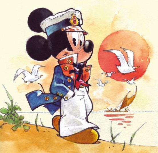 Mickey 2: os 50 anos de Corto Maltese