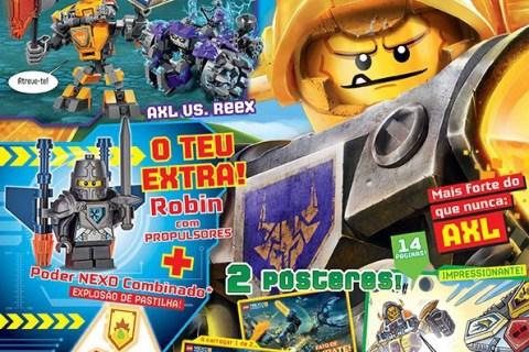 Lego Nexo Knights 6