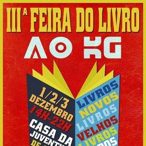 3ª Feira do Livro ao Kg @ Casa da Juventude de Alverca | Portugal