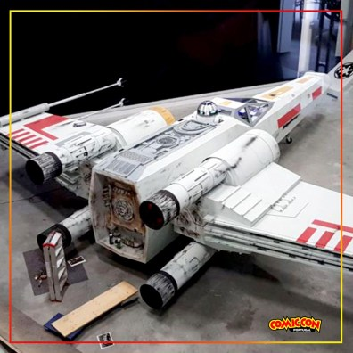 Nave T-65 X-WING_Star Wars