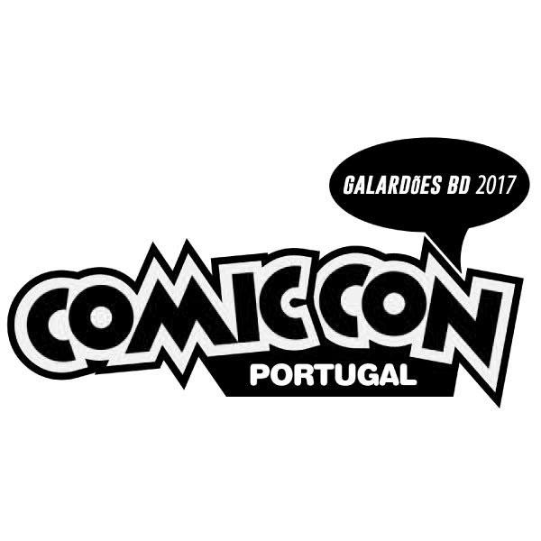 Galardões BD Comic Con 2017: os vencedores