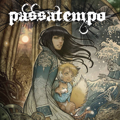 Passatempo: Monstress vol. 2