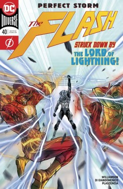 The Flash (2016-) 040-000