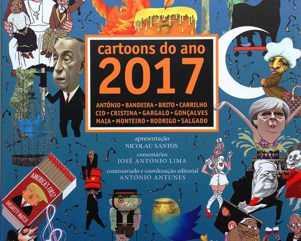 Cartoons do Ano 2017