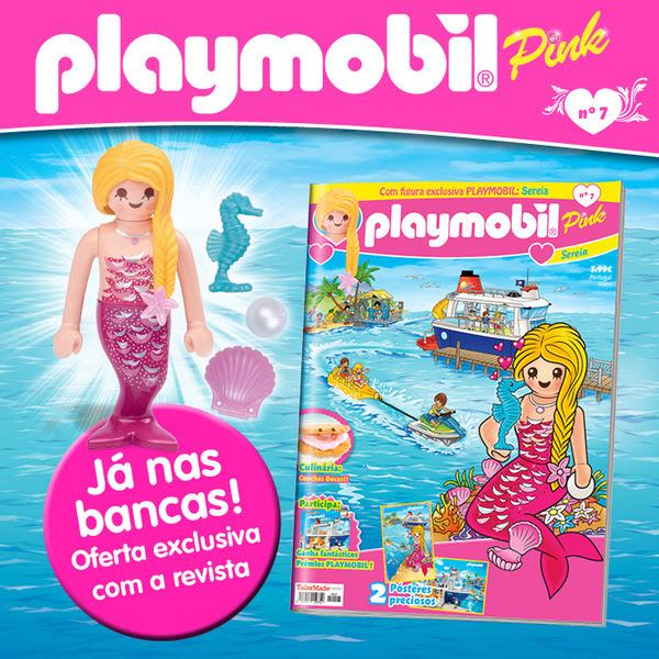 Playmobil Pink 7