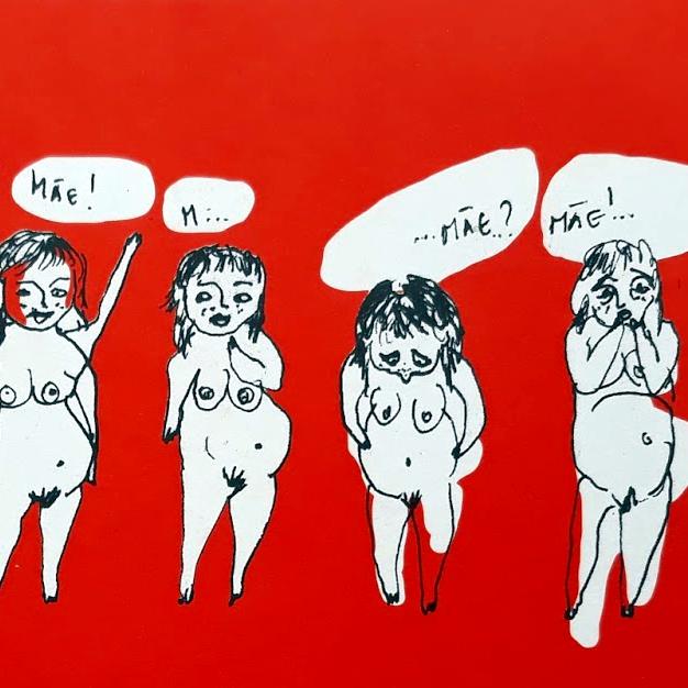 Gravidez, de Júlia Barata