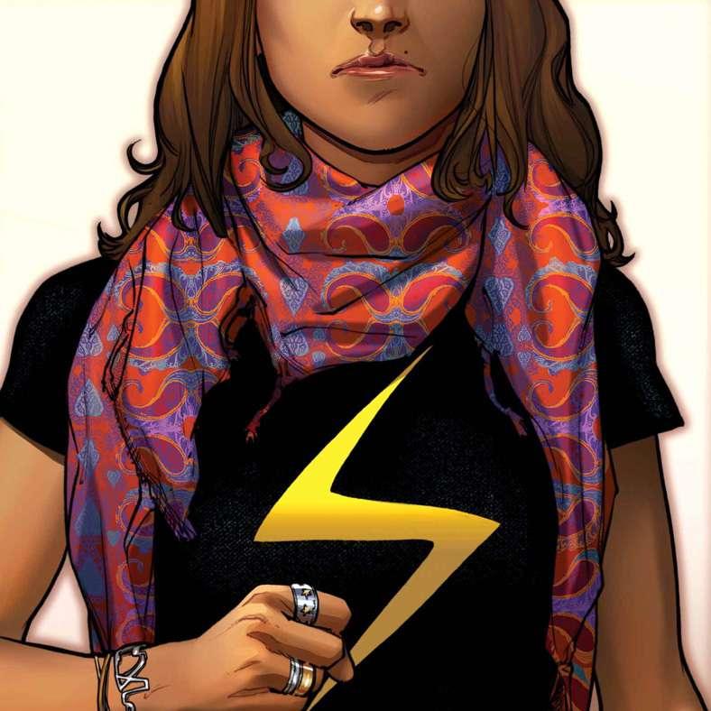 Ms. Marvel: Fora do Normal