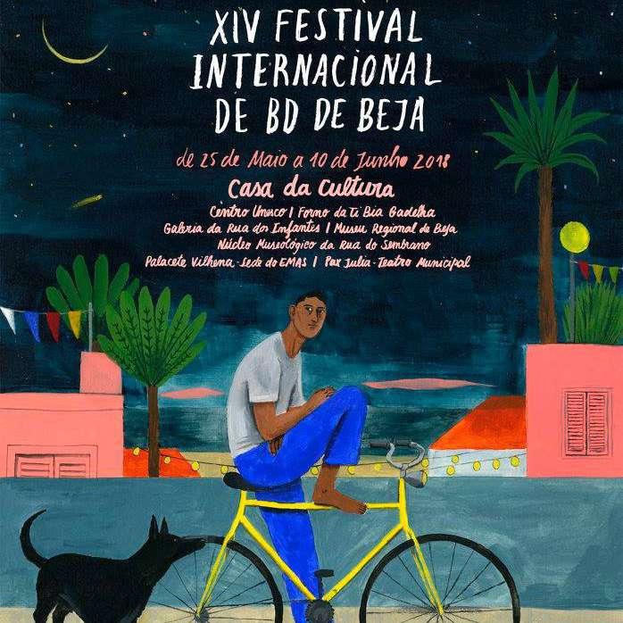 XIV Festival Internacional de BD de Beja