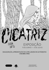 Exposição de Cicatriz de Sofia Neto @ Mundo Fantasma | Porto | Portugal