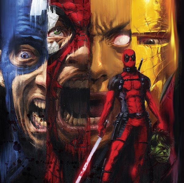 Deadpool Mata o Universo Marvel
