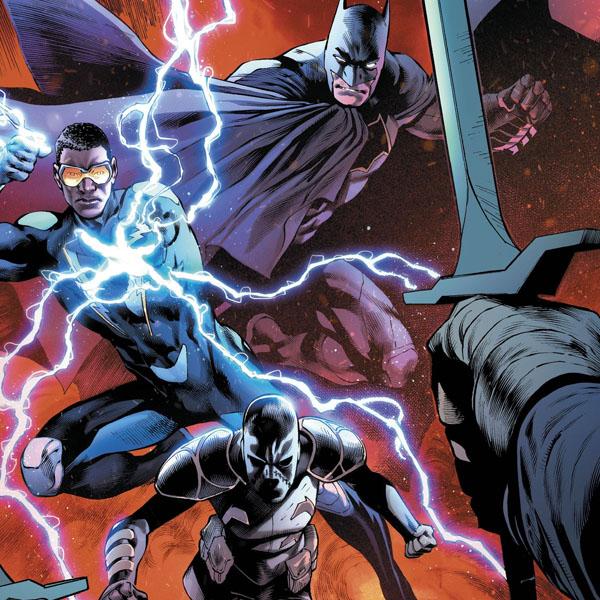 Detective Comics #984, com Miguel Mendonça