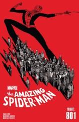 Amazing Spider-Man (2015-) 801-000