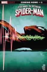 Peter Parker - The Spectacular Spider-Man (2017-) 306-000