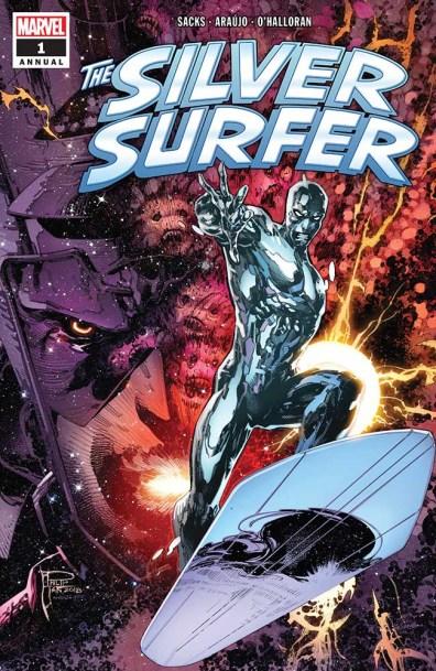 Silver Surfer Annual (2018-) 001-000