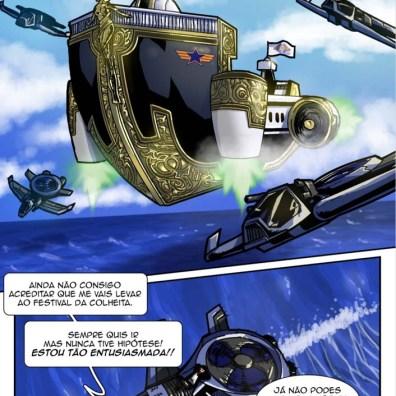 Primeira página Warper