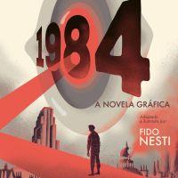 1984 de Orwell por Fido Nesti
