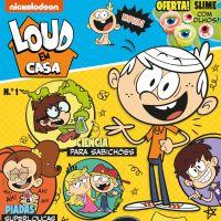 A revista Loud em Casa #1