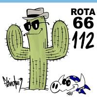 Rota 66 #112
