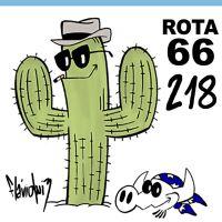 Rota 66 #218