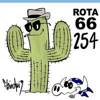 Rota 66 #254