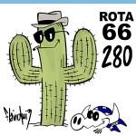 Rota 66 #280