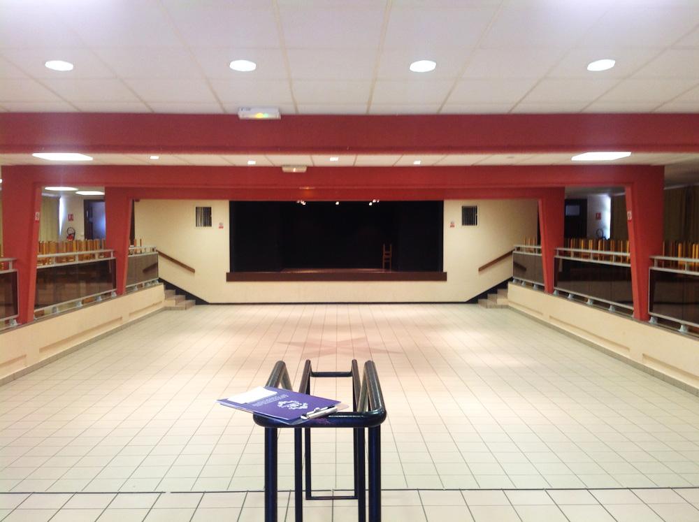 Transformation de salle décoration événement