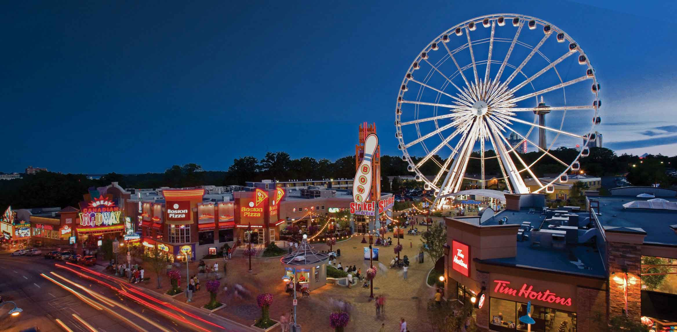 Niagara Falls Attractions you Cannot Miss