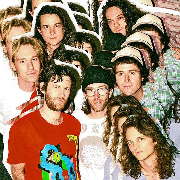 King Gizzard and the Lizard Wizard by Jamie Wdziekonski