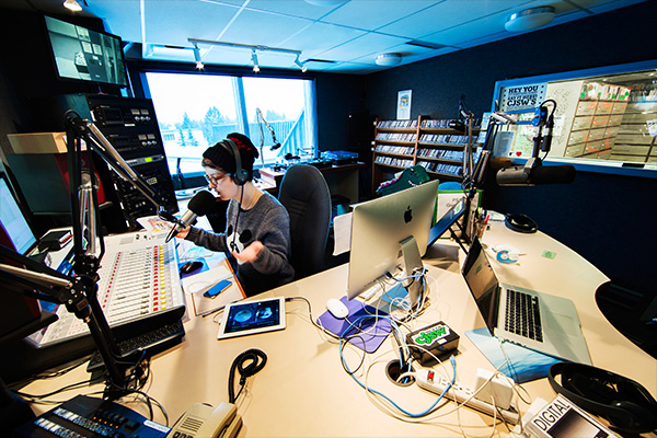 CJSW Booth