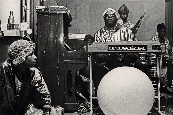 Sun Ra. Photo by Alton Abraham.