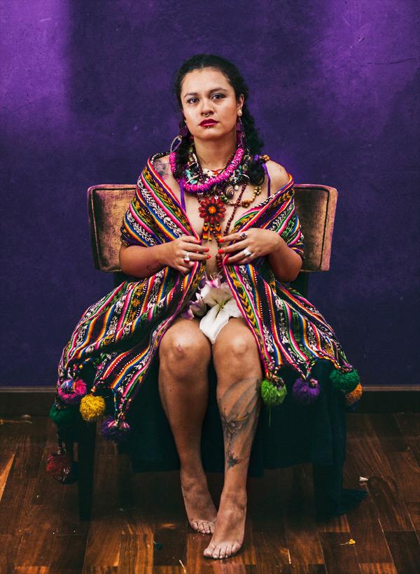 Rebeca Lane. Photo by Paula Morales.