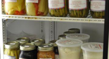 Pickled Jar Goods