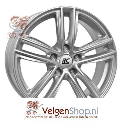 RC Design RC27 Silver 17 inch