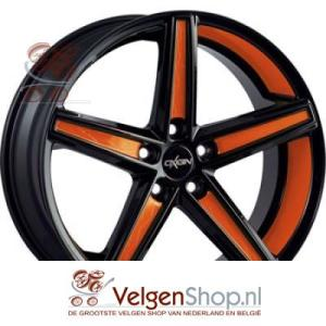 Oxigin 18 Concave neon orange foil 18 inch