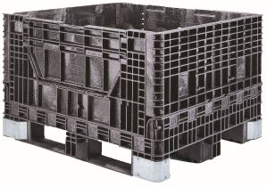 48x45x25 Bulk Container - 2 drop doors