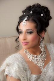 bridal hair style ideas bandhan