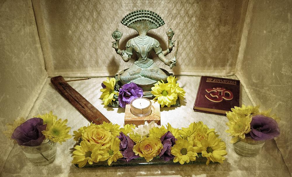 Guruji szüli ünnepség